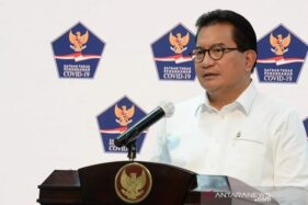 Juru Bicara Satgas Penanganan Covid-19 Prof Wiku Adisasmito. (Antaranews.com)