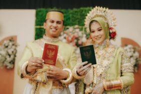Viral lurah di Gowa, Sulsel, menikahi wanita dengan mahar Rp 3 M. (Istimewa)