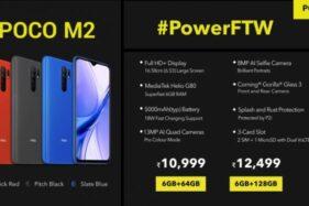 Sub-Brand Xiaomi Rilis Smartphone Rp2jutaan Poco M2