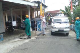 10 Warga Karanglo Tawangmangu Positif Covid-19 Diisolasi di 1 Rumah