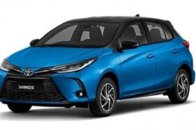 All New Yaris 2020. (Istimewa)