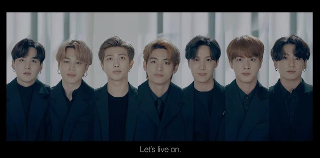 """Serukan """"Life Goes On, Let's Live On"""" di Sidang Umum PBB, BTS Ajak Bangkit Hadapi Covid-19"""