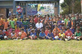 Joss! Eks Pemain Timnas Ini Bikin Akademi Sepak Bola di Matesih Karanganyar