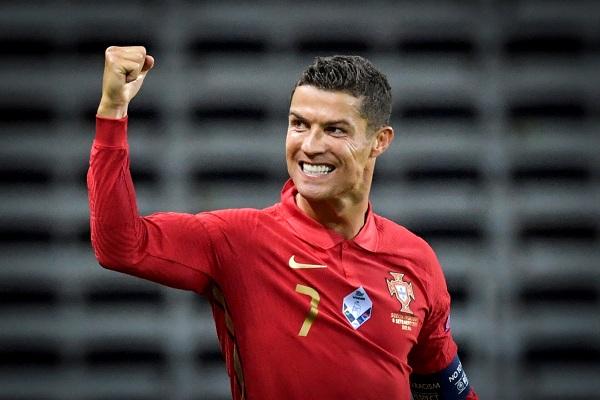 Tembus 101 Gol Bersama Portugal, Cristiano Ronaldo Belum Puas!