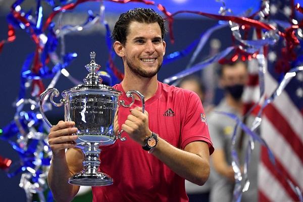 Juara US Open 2020, Dominic Thiem Raih Gelar Grand Slam Perdana