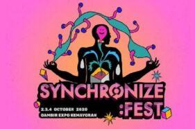 Pandemi Belum Selesai, Synchronize Fest 2020 Dibatalkan