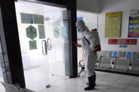 Satu Pasien Terkonfirmasi Positif Covid-19, Puskesmas Tawangmangu Ditutup Sementara