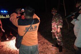 Mayat Pria Tanpa Identitas Ngambang di Aliran Sungai Bengawan Solo Wonogiri