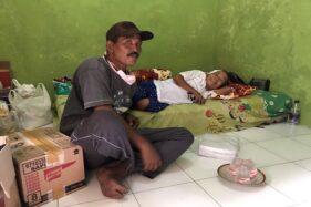 Curhat Pasutri Pemulung di Banjarsari Korban Tabrak Lari: Jual Becak Demi Sambung Hidup