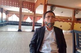 Ketua KPU Wonogiri, Toto Sihsetyo Adi. (Solopos/M. Aris Munandar)