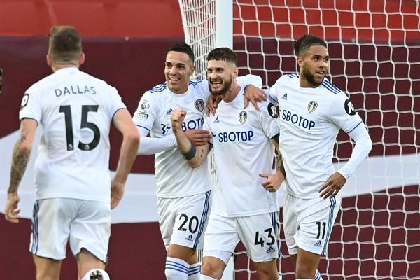 Prediksi Skor dan Line Up Leeds United Vs Arsenal