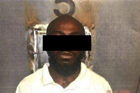 Melvin Martin Jr memutilasi pacarnya, dan membawa potongan tubuh itu selama lima jam di dalam bus. (Crimeonline)
