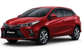 Toyota New Yaris 2020. (Istimewa/Toyota)