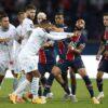 PSG Vs Marseille Berlangsung Panas, 5 Kartu Merah Dikeluarkan
