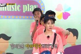 Bocoran Running Man 520: Member Menari Hula, Poni Song Ji Hyo jadi Sorotan