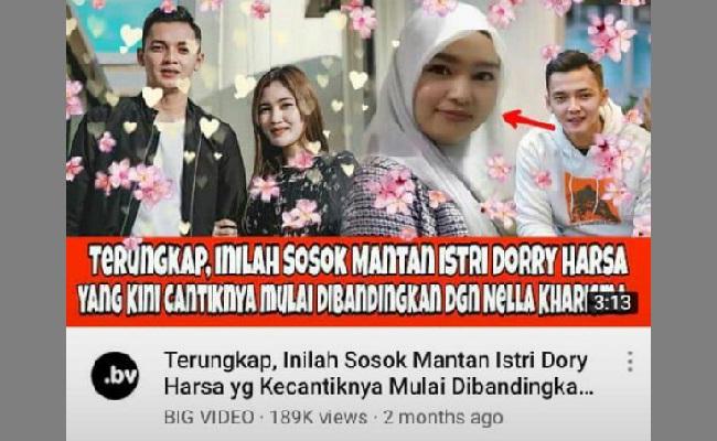 Cek Fakta: Foto Jurnalis Solopos.com Dicatut Jadi Janda Dory Harsa