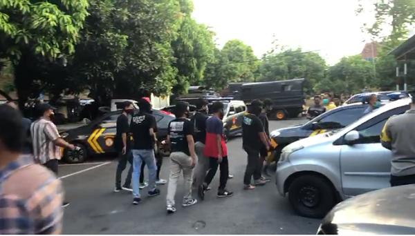 Aksi Hari Tani Dibubarkan Polisi, Solo Raya Bergerak Beri Klarifikasi