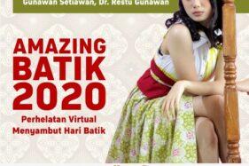 Tumbuhkan Nasionalisme melalui Virtual Amazing Batik Solopos