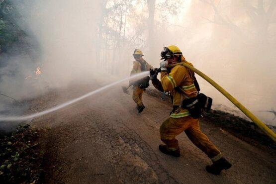 Waduuuh, Gudang Beras di Sragen Kebakaran!