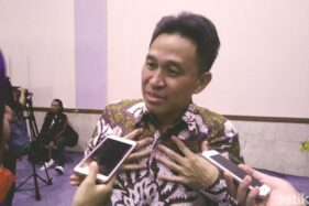 Aryo Hanggono meninggal dunia kaena Covid-19 (detik)