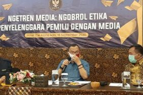 DKPP Bocorkan Kunci Mendongkrak Partisipasi Pemilih di Pilkada 2020