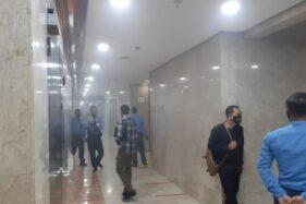 Muncul Asap hingga Alarm Kebakaran Gedung DPR Berbunyi, Ternyata Ini yang Terjadi