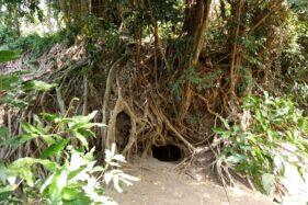 Banyak Gua Menarik di Sragen, Longsoran Tebing Jadi Ancaman