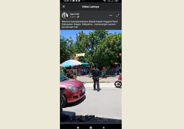 Sragen Keras Lur! 2 Hajatan di Sukodono Dibubarkan Polisi Gara-Gara Ini