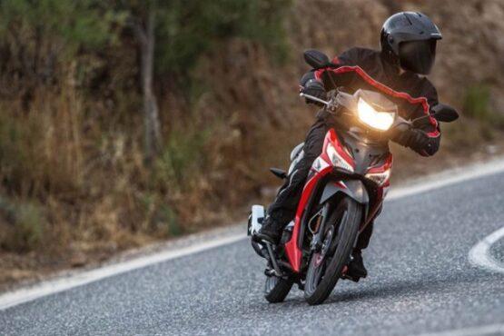 Honda Supra 125 Yunani. (Detik.com)