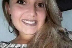 Flavia Godinho Mafra yang dibunuh dan diambil bayinya. (Dailymail)