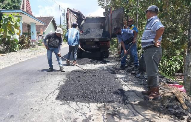Perbaikan 3 Jalan Rusak di Sragen Tunggu DAK Bantuan Pemprov