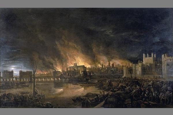 Hari Ini Dalam Sejarah: 2 September 1666, Kebakaran Besar London Terjadi