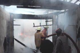 Kebakaran Hanguskan Rumah Warga Sragen, Uang Rp5 Juta dan Perhiasan Ludes