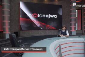 Tangkapan Layar momen Najwa Shihab bermonolog di acara Mata Najwa. (Istimewa/Youtube/NajwaShihab)