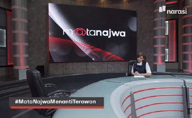 Najwa Shihab Wawancara Kursi Kosong Menkes Terawan