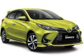Paling Mahal Rp300 Jutaan, Ini Harga Setiap Varian Toyota New Yaris