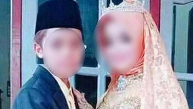 Sejoli Remaja SMP Telat Pulang Lalu Dinikahkan Ngaku Tak Ada Paksaan, Ini Kisahnya