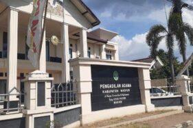 Pengadilan Agama (PA) Kabupaten Madiun. (madiunpos.com-Abdul Jalil)