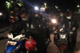 Total 23 Orang Ditangkap Polisi Di Plaza Manahan Solo, Begini Kronologinya