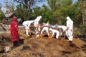 Penderita Dua Penyakit Ini Sumbang Kematian Tertinggi Covid-19 di Jateng