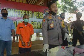 Terungkap, Pemerkosa 3 ABG di Kuburan Gunung Banyak Sragen Punya Fantasi Tak Baik