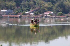 Sip! Pengusaha Perahu Gethek Rawa Jombor Klaten Sepakat Sediakan Pelampung
