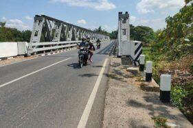 Pemprov akan Bangun Jembatan Baru Perbatasan Wonogiri-Sukoharjo