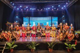 Sekar Kabupaten Karanganyar bersama Disdikbud Karanganyar menyelenggarakan Gelar Punakawan secara virtual di Studio Kendedes pada Minggu-Jumat (13-18/9/2020).(Istimewa/Dokumentasi Diskominfo Karanganyar)