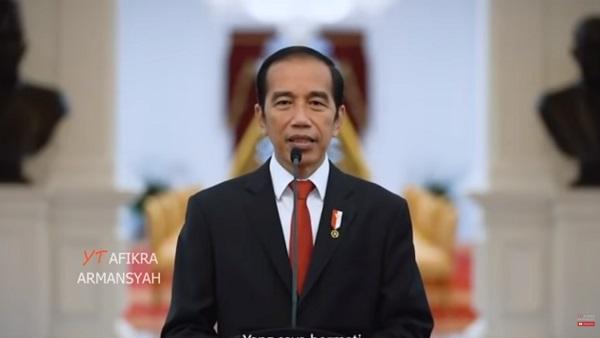 Bikin Video Jokowi Nyanyi Lagu Los Dol, Skill Editing Youtuber Ini Dipuji Netizen