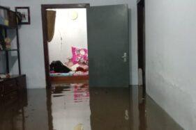Sungai Meluap, 45 Rumah di Probolinggo Terendam Banjir
