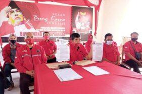 Istri Nyalon di Pilkada, PDIP Pecat Keanggotaan Partai Bupati Semarang