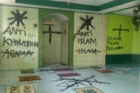 Vandalisme di Musala Tangerang Diungkap, Pelaku Dringkus, Ini Motifnya