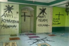 Vandalisme di Musola Tangerang Diungkap, Pelaku Dringkus, Ini Motifnya