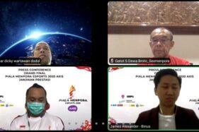 SMA Instindo Semarang ke Grand Final Piala Menpora Esports 2020